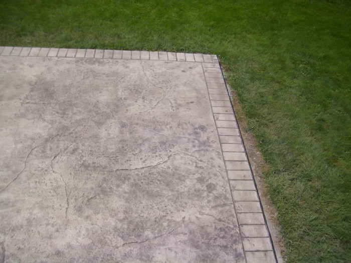 Pavimento Calcestruzzo Stampato : Pavimentazione in calcestruzzo stampato pavimento stampato by
